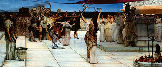 Greek orgy festival